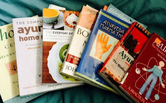 7 books for Ayurveda students – Ekhart Yoga