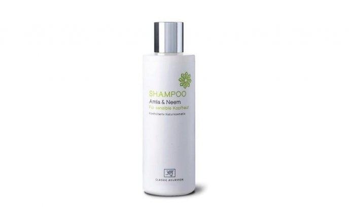 Amla & Neem Shampoo, 200 ml - Ecco Verde International