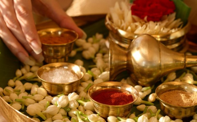 Ayurveda at Home. | Prakashanam