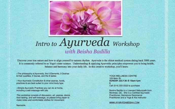 Ayurveda consultation montreal, yoga crystal stones therapy