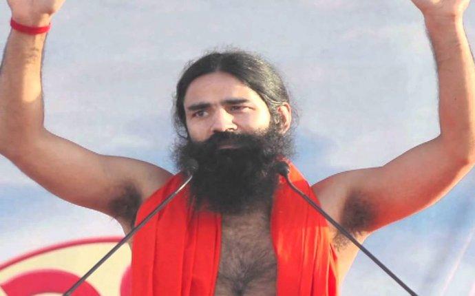 Baba Ramdev - Ayurveda and Yoga Guru - YouTube