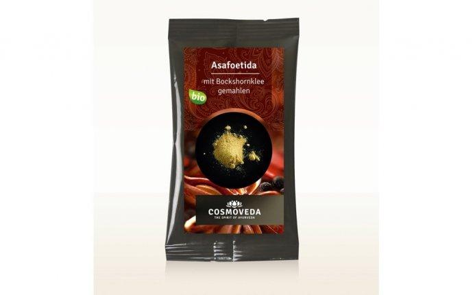 Cosmoveda Organic Asafoetida - Ayurveda 101