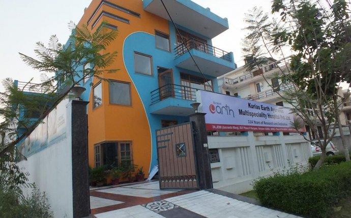 Kurias Earth Multispeciality Ayurveda Hospital kochi Kerala