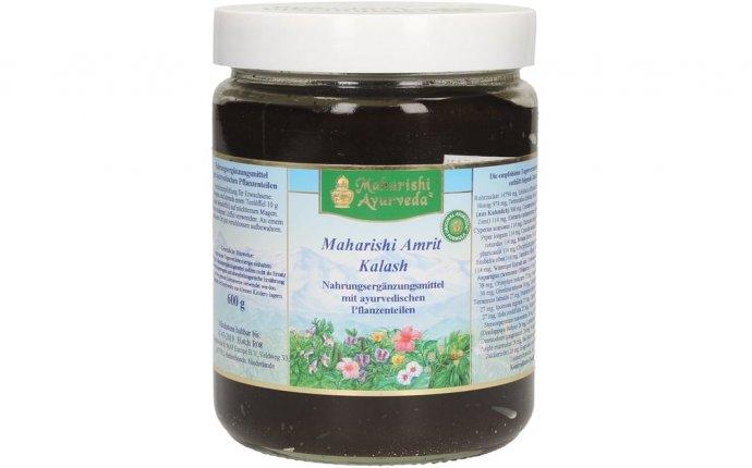MA 4 Amrit Kalash Paste - Ayurveda 101