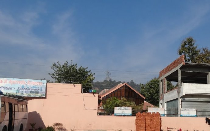 Panoramio - Photo of Prakash Deep Institute of Ayurvedic Sciences