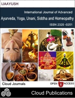 Open Access Peer Reviewed International Journal of Advanced Ayurveda, Yoga, Unani, Siddha and Homeopathy